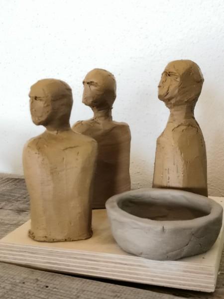 Kunst & Genuss Workshop 26. September 2021